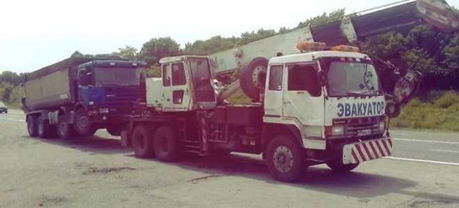 Статья 27.13 КоАП РФ – Задержание транспортного средства