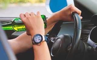 Через сколько можно садиться за руль после алкоголя? Калькулятор