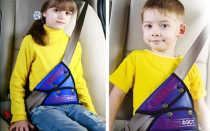 """Удерживающее устройство """"Фэст"""": специальные ремни безопасности для детей"""