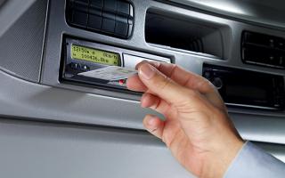 Как самостоятельно восстановить пин-код карточки водителя для тахографа