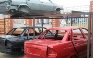 Какие документы нужны для оформления замены кузова автомобиля