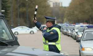 Частые нарушения правил дорожного движения