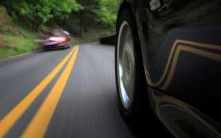 ДТП с превышением скорости и помеха – кто виноват и как доказать?