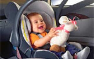 Перевозка детей на переднем сидении автомобиля — с какого возраста разрешено